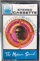 Stevie Wonder Greatest Hits Vol. 2 Cassette Tape T-313C