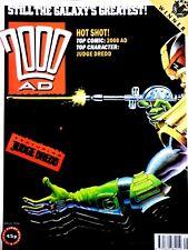 2000AD Classic Comic Book Number 704 10th November 1990 Award Edition Rare