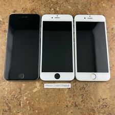*iCL/No Power* Lot of 3 Apple iPhone 6 | 16GB/64GB | Unlocked | For Parts