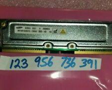 256MB 800-40 RAMBUS RDRAM RIMM 184PIN NON-ECC   SINGLE  RANK CHANNEL  32X8