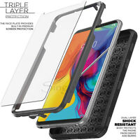 Shockproof RUGGED ARMOR LG Stylo 5 4 3 2 Plus Phone Case Cover SCREEN PROTECTOR