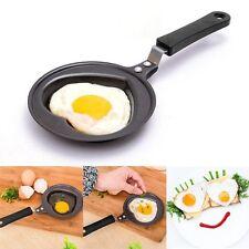 Mini Non Stick Egg Frying PANCAKES Kitchen Pan Housewares Kitchen Heart Shape