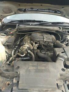BMW Z3 E36 E46 1996-2002 Complete 1.9 Petrol Engine 117bhp M43 M43B19 118000 mil