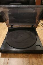 Kenwood P71 Record Player, Turntable. Linear Tracking