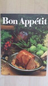 Kochbuch von AMC, Bon Appetit - gebundene Ausgabe