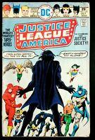 JUSTICE LEAGUE of AMERICA #123 (1975 DC Comics) G Comic Book