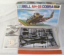 FUJIMI BELL AH-1S COBRA 1/72 HELICOPTER MODEL KIT MINT