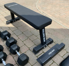 Bulldog Gear flat Gym Bench Workout CrossFit Fitness