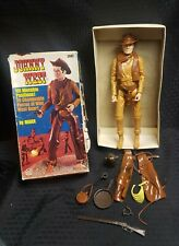 Vintage Marx Johnny West In Original Box With Accessories