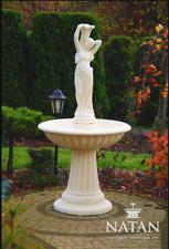 Springbrunnen Garten Teich Brunnen Steinbrunnen Gartenbrunnen Fontaine 182cm
