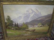 RETZLAFF E.C.W., *1898 In den Tiroler Bergen TOPP