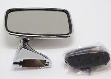 Espejo de puerta de estilo clásico Mini Tex R/H GAM215A Acero Inoxidable Austin Morris 6E3