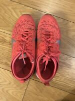 Women's Hot Pink Nike Zoom Fly Trainers - Size US 8.5 / UK 6