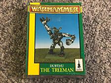 Warhammer Durthu the Treeman (Wood Elf) - GW 1996 - New & Sealed