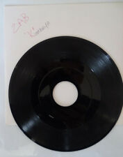 ZAB Kumbaya TEST pressing (Guy Skornik)-French 45T-1989 -MINT Vinyl - EX/EX