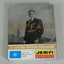 Blu-Ray Steelbook - SKYFALL