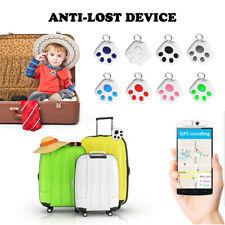 GPS Pet Cat Dog Tracker Mini Anti-Lost Waterproof Bluetooth Locator Accessories