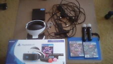 Sony Playstation 4 VR Worlds Edition Launch Bundle PSVR