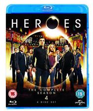 Heroes: Season 4 (Box Set) [Blu-ray]