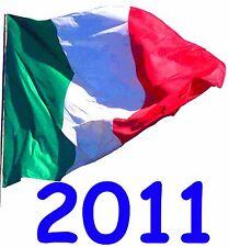 ITALIA Repubblica 2011 Singoli Annata Completa integri MNH ** perfetti