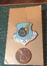 Pacific Air Forces Pin On Backing From Veteran Estate