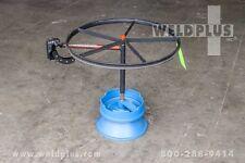 Weldmatic WD10 Wooden Reel Wire Dispenser