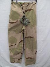 Desert Camo Gor-tex Gortex Waterproof Rain Pants Small Long EB0806