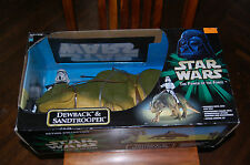 "Sandtrooper Dewback-Tatooine 12""-Hasbro-1/6-Star Wars Customize Side Show MIB"
