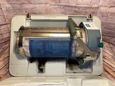 RISOGRAPH RISO RA BLUE  Ink Drum With Case Untested