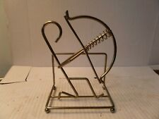 Vintage Retro Letter Holder Wire Archer as Pen Holder 1970s