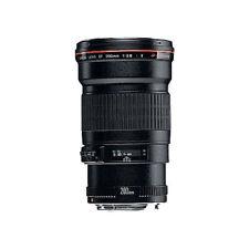 Canon EF Telephoto Camera Lenses