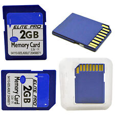 High Speed 2G 2GB SD Secure Digital Flash Memory Card For GPS Tablet Camera