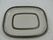 "Bing & Grondahl B&G Stoneware Platter rectangular 12"" 316"
