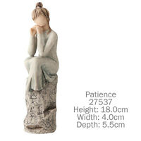 WILLOW TREE FIGURE ORNAMENT Family Figurines STATUE BOXED Gift
