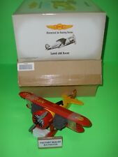 SHELL GAS & OIL LAIRD 400 RACER AIRPLANE REGULAR EDITION FIRST GEAR DIECAST
