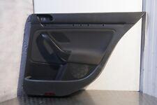 2007 VW GOLF MK5 DRIVER SIDE REAR DOOR CARD 1K4868116 (C2)