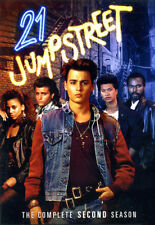 21 Jump Street: The Complete Second Season (4-DVD Set) **New**