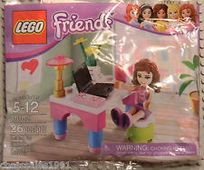 LEGO FRIENDS - 30102 OLIVIA'S LAPTOP - NEW - RARE PROMO & HARD TO FIND, 2012