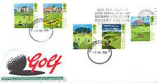 1994 Golf - Wishing Fish Clock, Regent Arcade Slogan