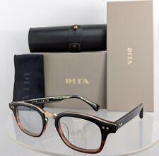136912de4823 Brand New Authentic Dita Eyeglasses INTELLIGENTE DRX 2050 C Black Tortoise  Frame