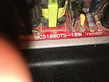 NT incline trainer motor controls