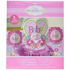 Baby Shower Irregular Party Table Decorations