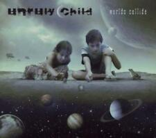 Unruly Child Worlds Collide Digi Pack CD Frontiers Records