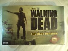 AMC The WALKING DEAD Board Game The Best Defense Unopened SEALED