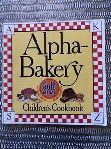 Gold Medal Flour Alpha-Bakery Children's Recipes Cookbook