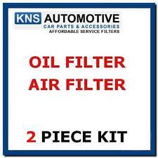 PEUGEOT 206 1.6 HDI DIESEL 04-07 Aria & Filtro olio kit di servizio p28aa