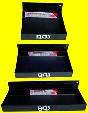 BGS 67150 Magnet Ablagen Set 3 teilig magnetisch Werkstattwagen 150 210 310mm