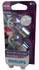 P21/5w Philips Vision Plus luz freno m. seguridad plus bay15d 12499vpb2