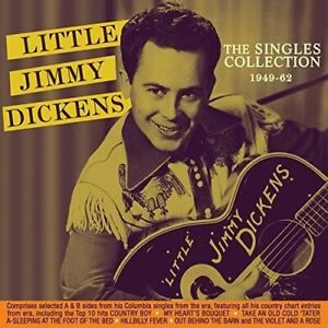 JIMMY LITTLE DICKENS - SINGLES COLLECTION 1949-62 NEW CD