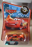 Disney Pixar Cars Final Lap Collection #127 LIGHTNING McQUEEN With Cone NEW